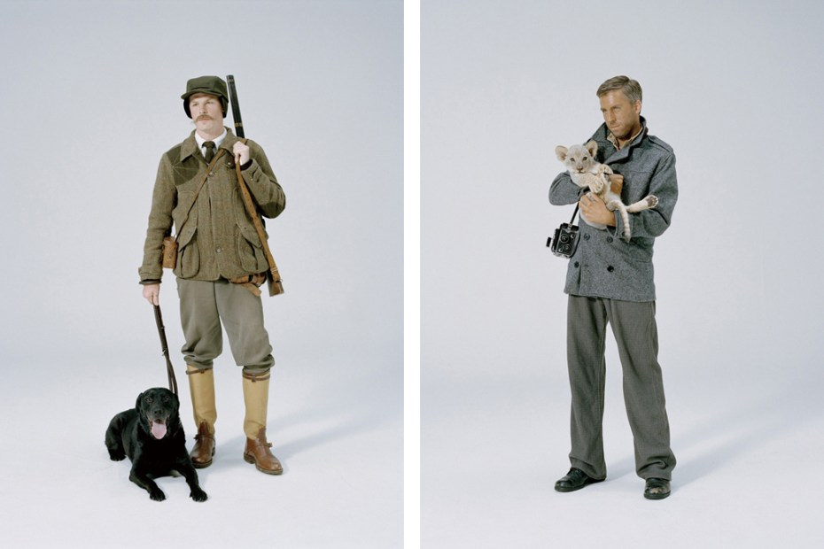"Image of Filson Japan 2011 Fall/Winter ""The Ballad of Portaits"" Lookbook"