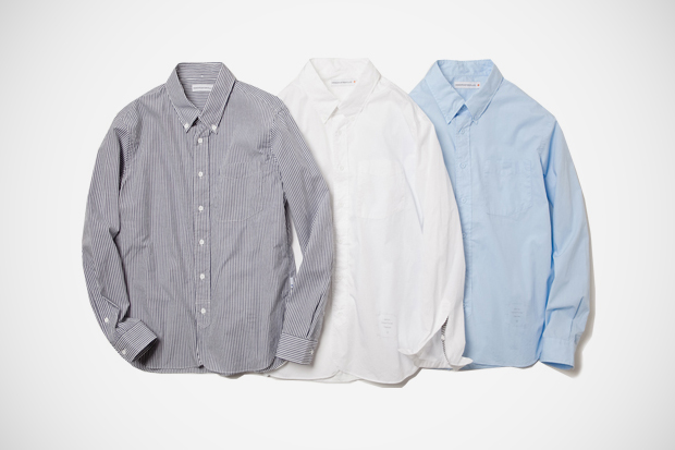 Image of fragment design x Head Porter Plus -atelier- Head Porter Exclusive F x A BROAD SHIRT