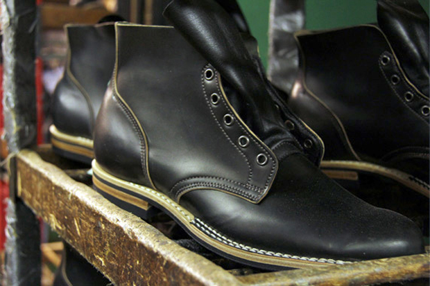 Image of FREE / MAN: Viberg Factory - Details