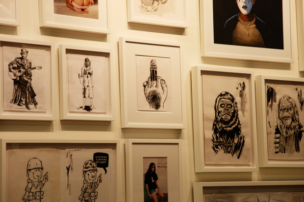 Image of FUCT 20 Year Visual Exhibition @ Union Recap