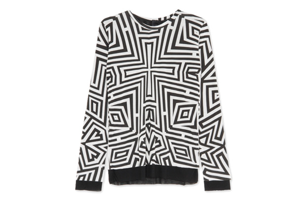 Image of Gareth Pugh Sweat Sweater