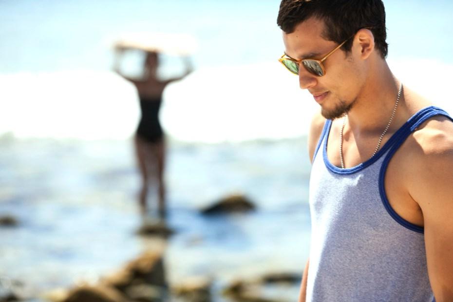 Image of Garrett Leight California Optical 2012 Resort Lookbook