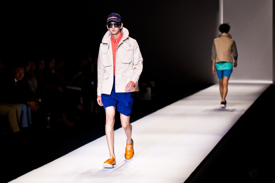 Image of GENERAL IDEA 2012 Spring/Summer Collection