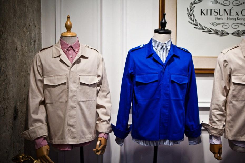 Image of Masaya Kuroki: Kitsuné & CLOT in Hong Kong