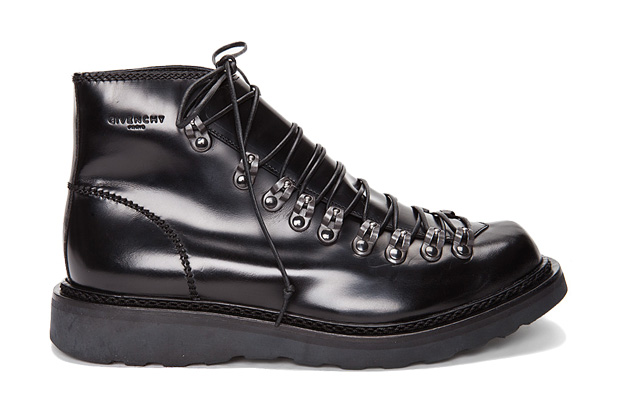 Image of Givenchy Leather Capsule Boots
