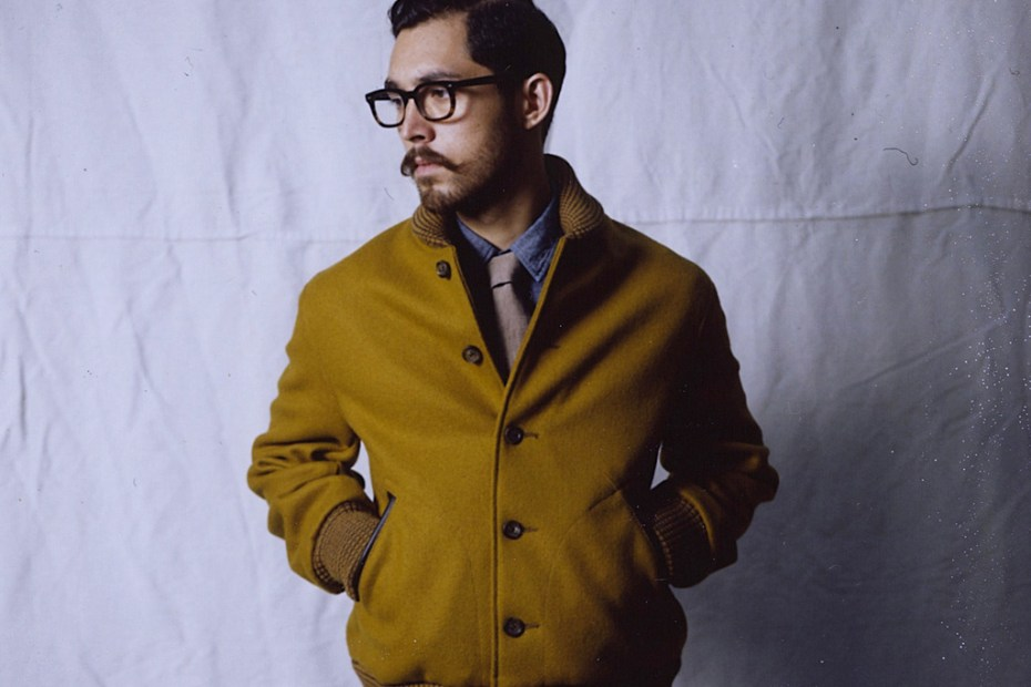Image of Golden Bear for UNIONMADE 2011 Holiday Lookbook