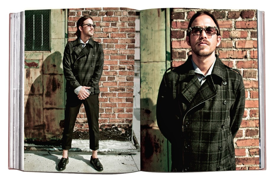 "Image of GPPR 2011 Fall ""Gentlemen's Club"" Collection Lookbook"