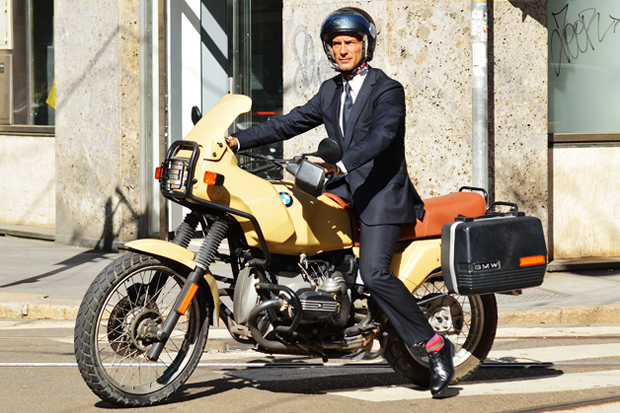 Image of GQ: 2011 Street Style Paris & Milan