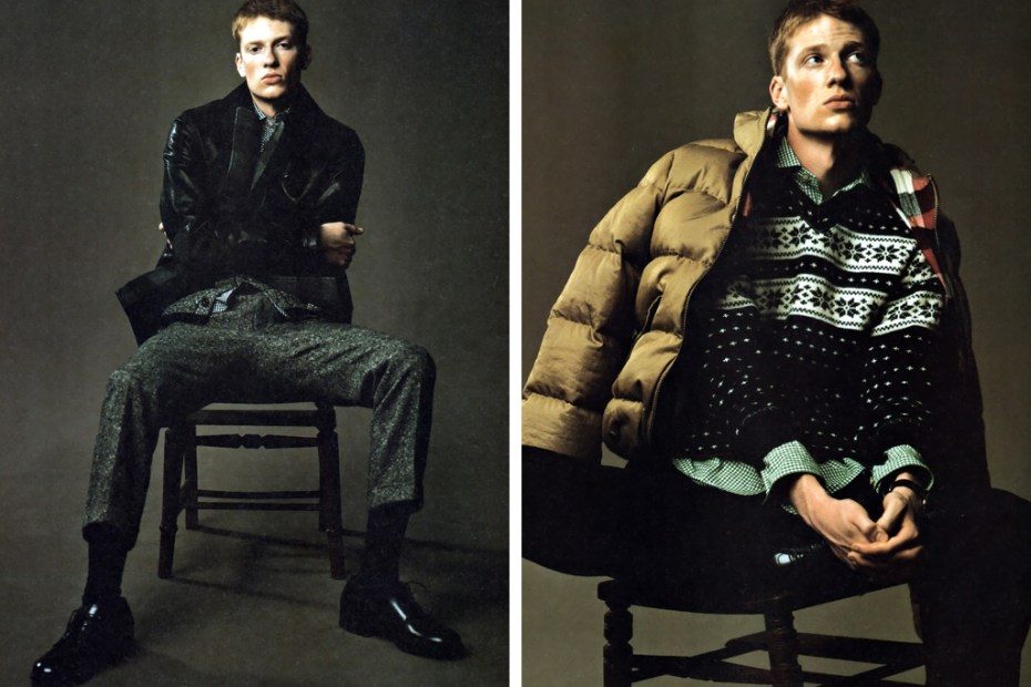 Image of GRIND Magazine: Junya Watanabe COMME des GARCONS MAN 2011 Fall/Winter Editorial