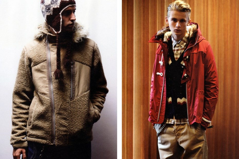 "Image of GRIND Magazine: WHIZ 2011 Fall/Winter ""WILDERNESS"" Editorial"