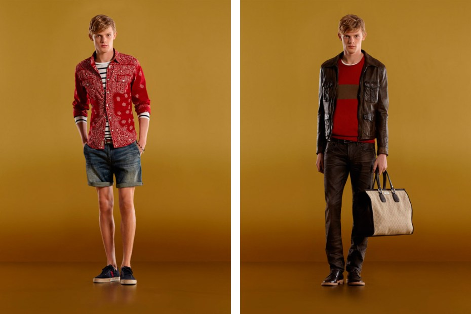 Image of Gucci Cruise 2012 Lookbook