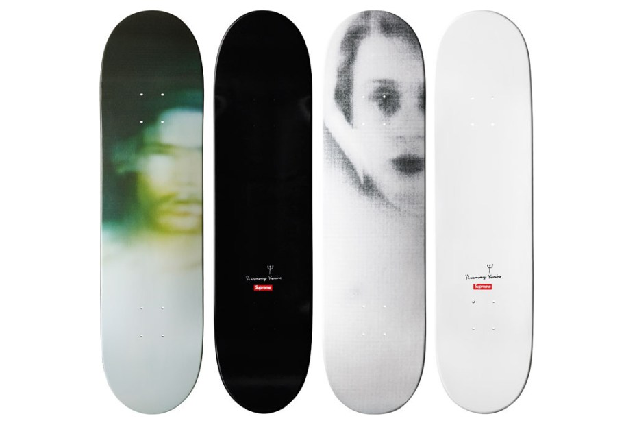 Image of Harmony Korine for Supreme Skateboards