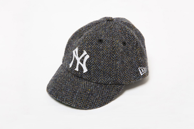 Image of Harris Tweed x New Era 8-Panel BB Cap Classic
