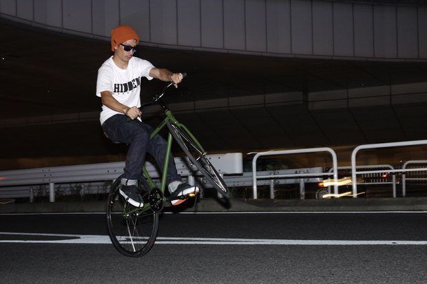 "Image of Hidden Champion x ARESBYKES ""FOLK"" Fixed Gear Bike"