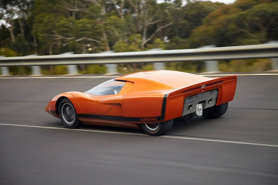 Image of Holden 1969 Hurricane Concept