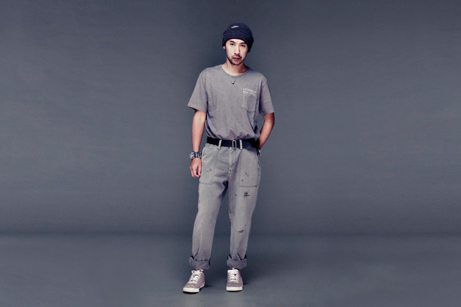 "Image of honeyee: AFFA ""ASSEMBLE"" Collection ft. Jun Takahashi & Hiroshi Fujiwara"