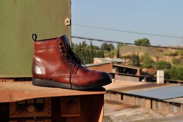 Image of Hudson 2011 Fall/Winter Wright Bordo Boot