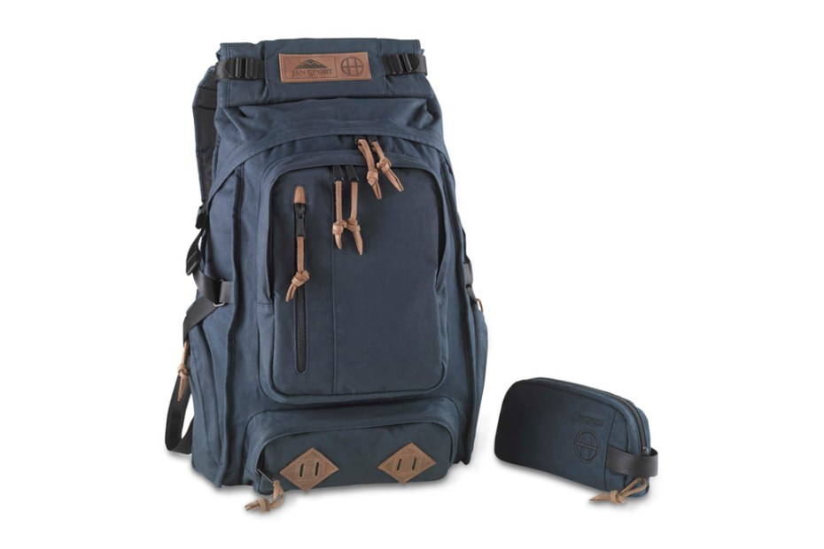 Image of HUF x JanSport Limited Edition Backpack