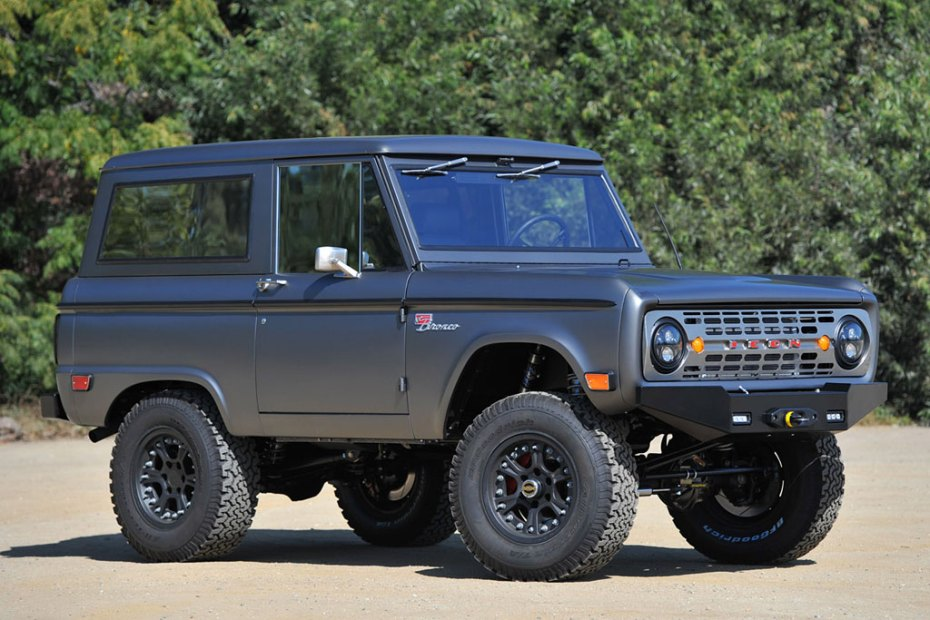 Image of Iconic 4x4 Ford Bronco