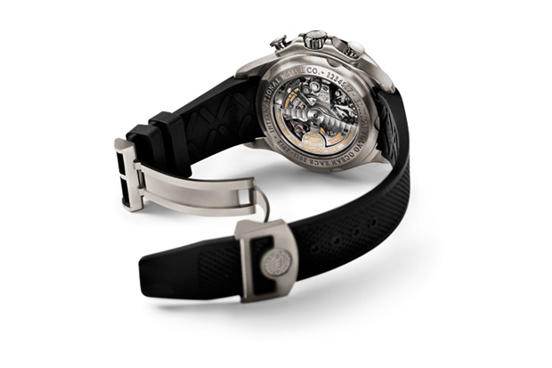 Image of IWC Portuguese Yacht Club Chronograph Watch