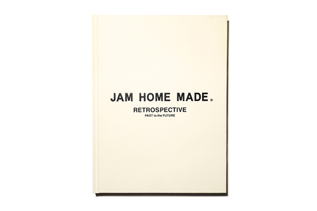 "Image of JAM HOME MADE ""RETROSPECTIVE"" PAST to the FUTURE Book"