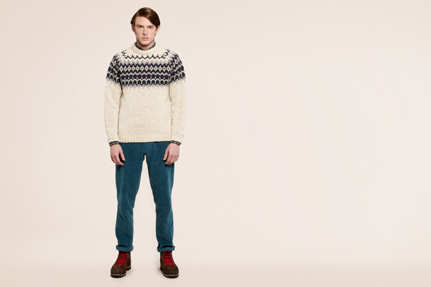 Image of Joe Casely-Hayford for John Lewis 2011 Fall/Winter Collection