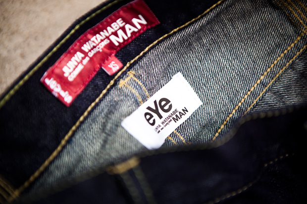 Image of JUNYA WATANABE eYe COMME des GARCONS x Levi's 503 Denim