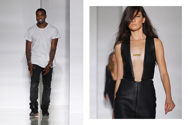 Image of Dw by Kanye West 2012 Spring/Summer Collection
