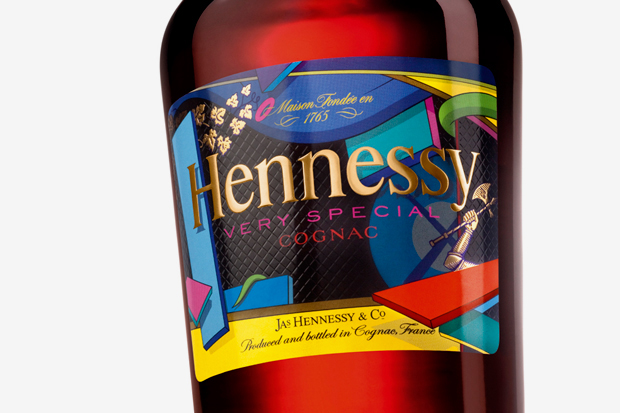 Image of Hennessy x KAWS Store Locator Facebook Application 