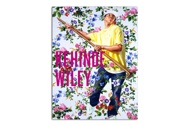 Image of Kehinde Wiley Book