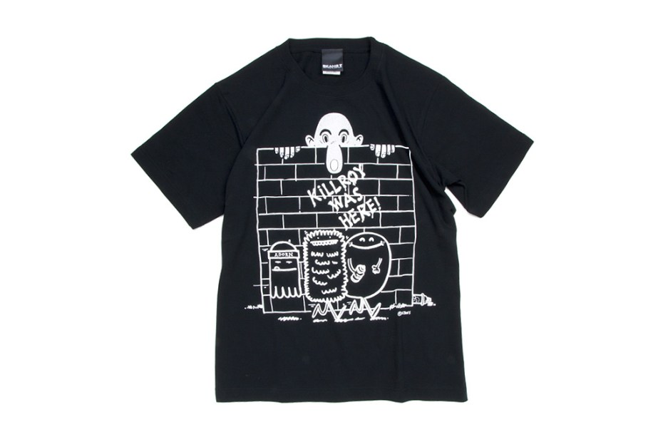 Image of Kevin Lyons x Eric Elms x Beams T T-Shirt