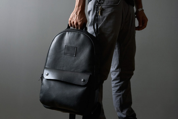 Image of KILLSPENCER Classic Leather Utility Backpack