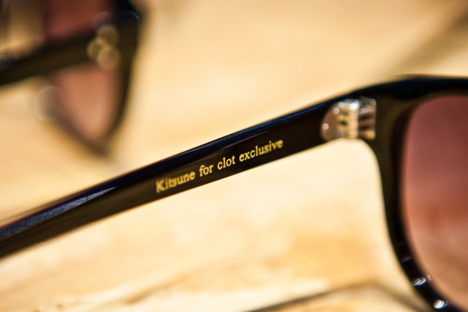 Image of Kitsune x CLOT Sunglasses