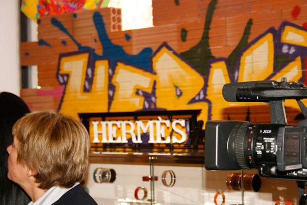 Image of Kongo for Hermès Event Recap