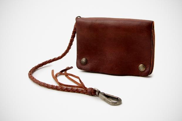 Image of Levi's Vintage Clothing Worker Wallet