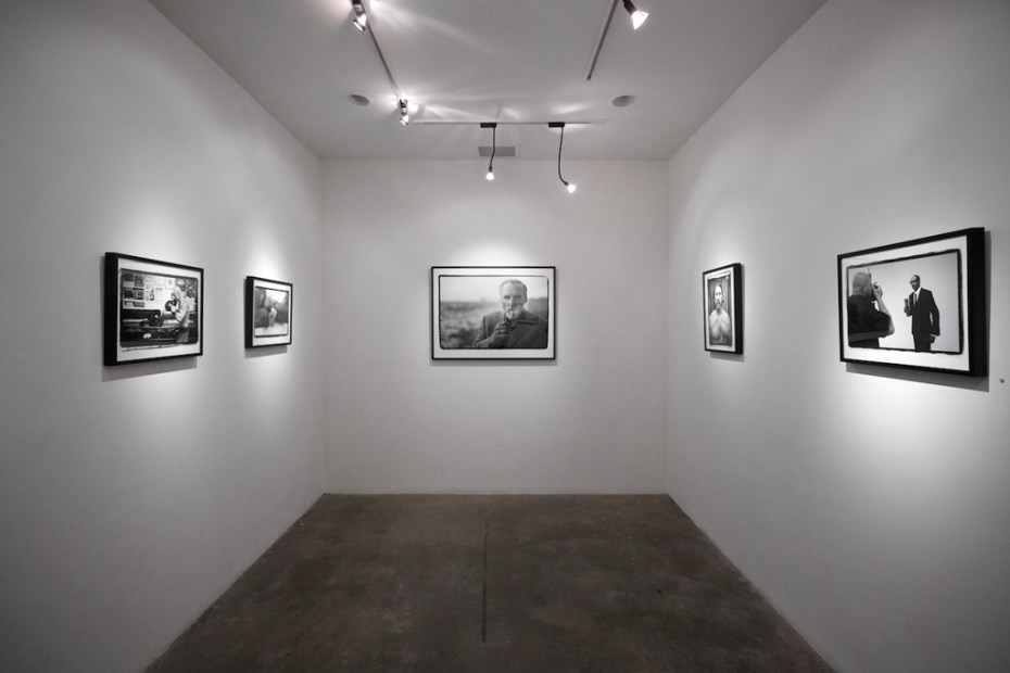 "Image of Eriberto and Estevan Oriol ""Like Father Like Son"" Exhibition @ Carmichael Gallery Recap"