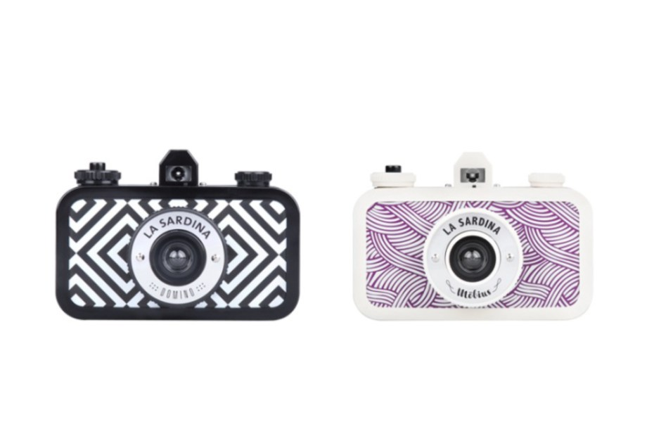 Image of Lomography La Sardina Pattern Edition