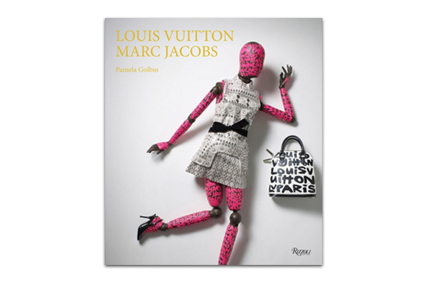 Image of Louis Vuitton & Marc Jacobs Book by Pamela Golbin