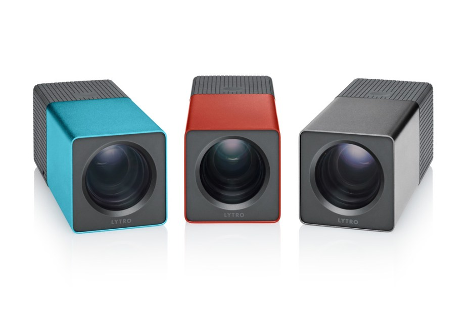 Image of Lytro Light Field Camera