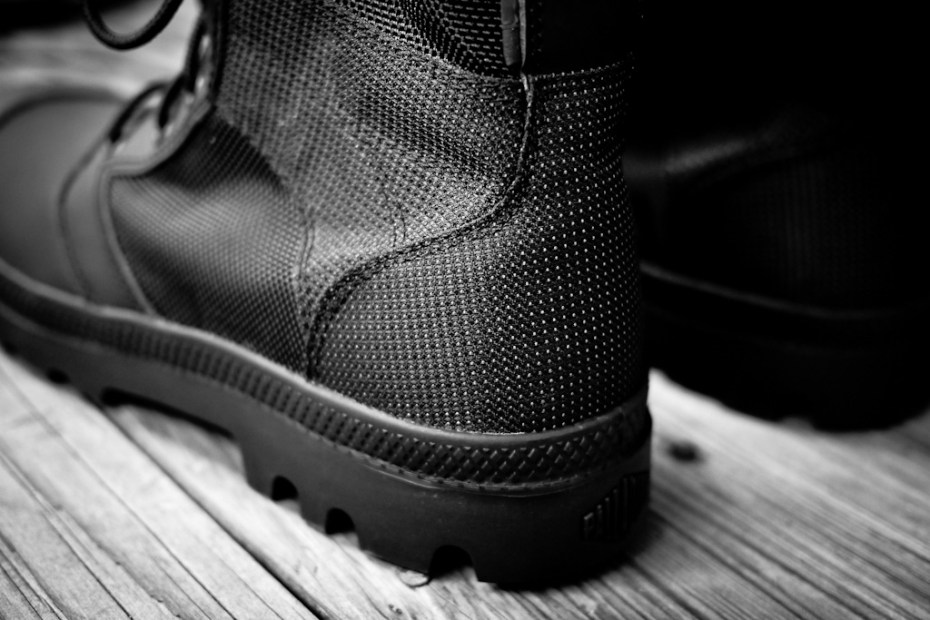 Image of Maharishi x Palladium Tactical Boots