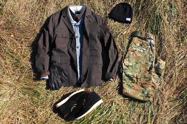 "Image of Maiden Noir 2011 Fall/Winter ""Into the Wild"" Collection"