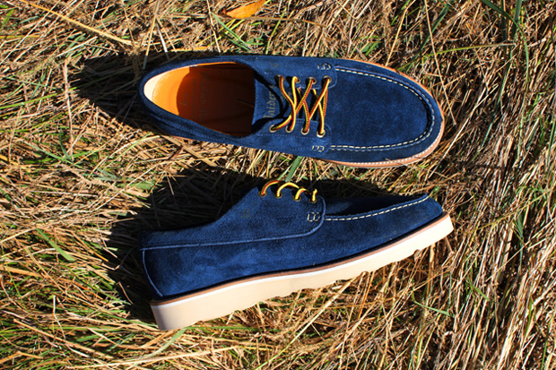 Image of Maiden Noir Fircrest Moccasin Navy