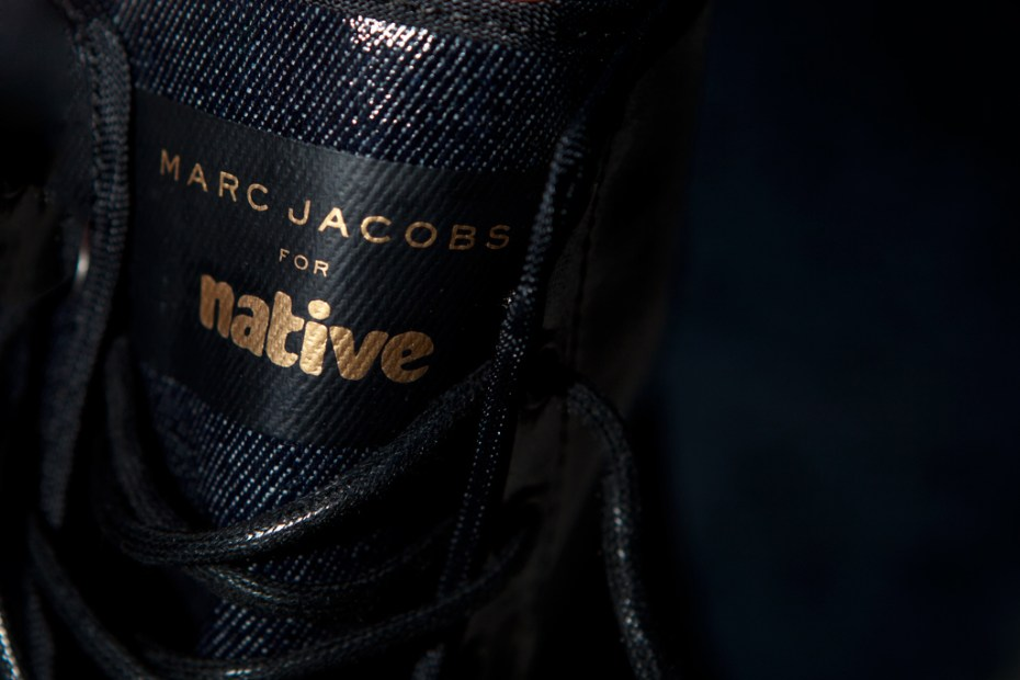 Image of Marc Jacobs for Native Jimmy Boot - A Closer Look