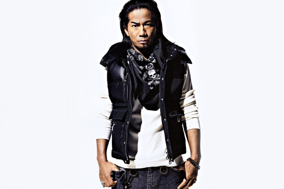 Image of mastermind JAPAN 2011 Fall/Winter Editorial Featuring HIRO