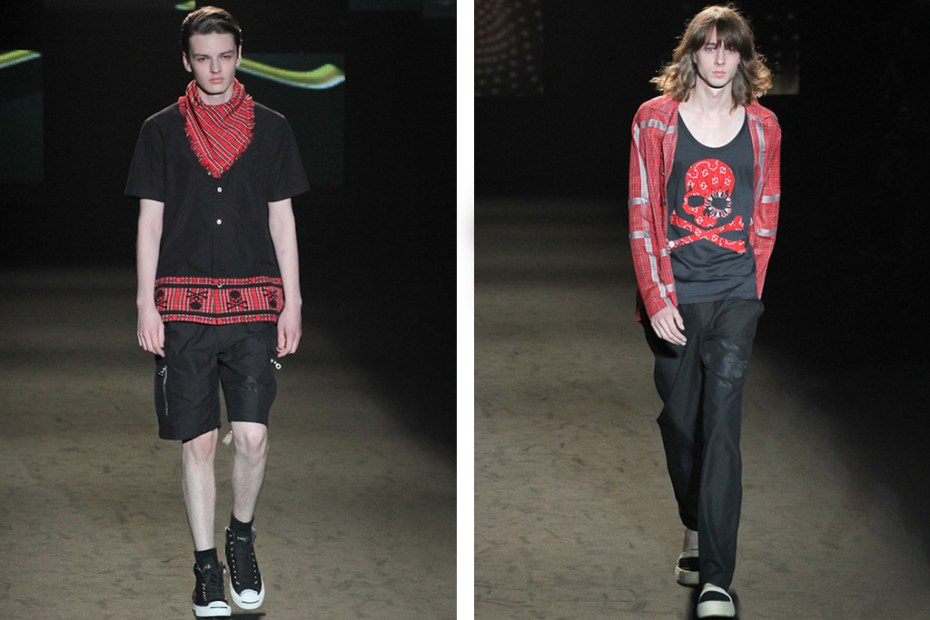 Image of mastermind JAPAN 2012 Spring/Summer Collection