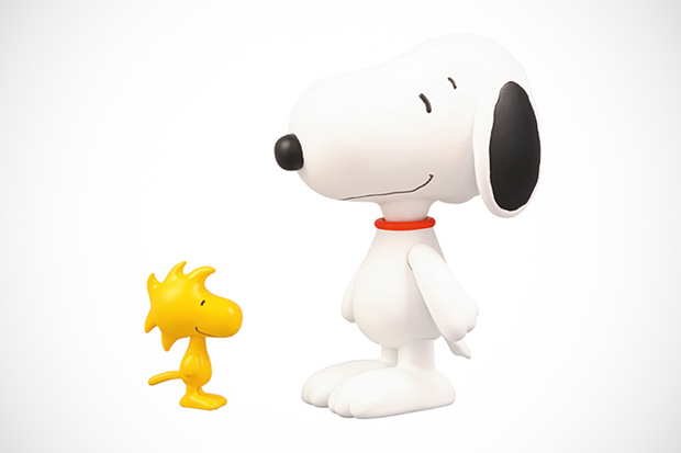 Image of Medicom Toy x Peanuts 2011 Collection