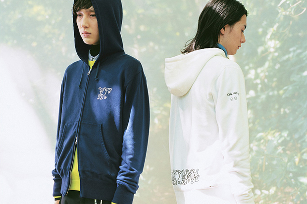 Image of MEN'S NON-NO 2011 Fall/Winter Collaboration Items