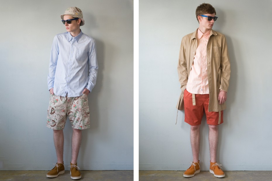 Image of METAPHORE 2012 Spring/Summer Collection Preview
