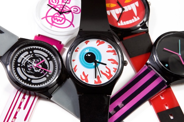 Image of Mishka 2011 Fall Watch Collection