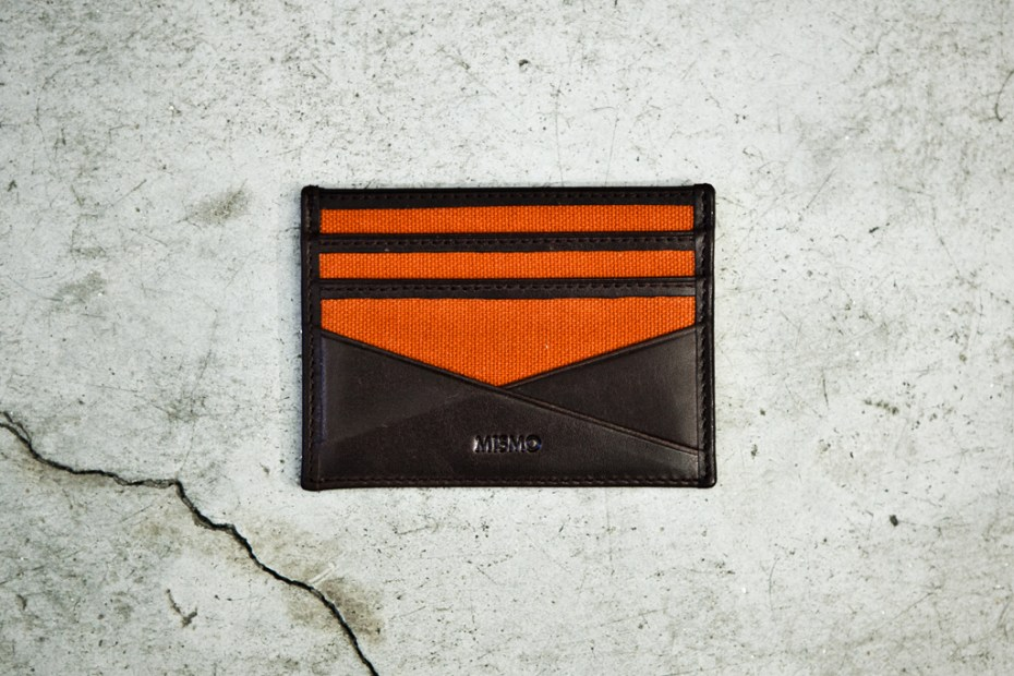 Image of Mismo Leather Card Wallet